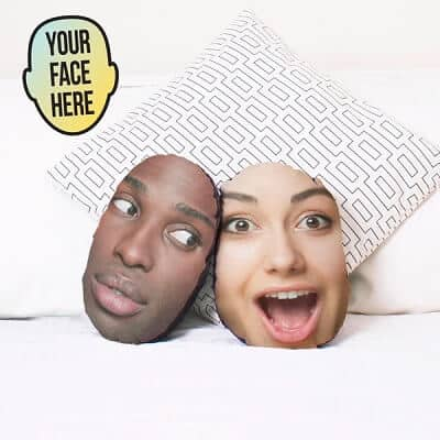 Mushions - Personalized Face Cushions