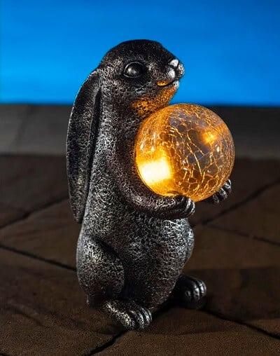 Mystical Rabbit Garden Light