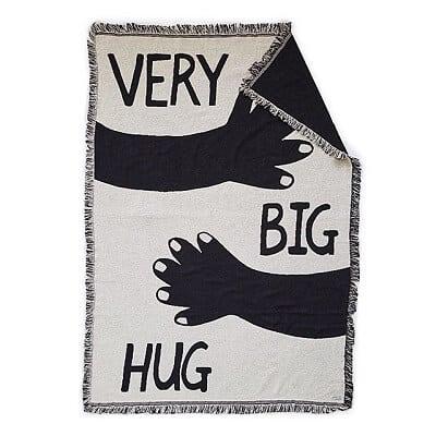 Very Big Hug Throw