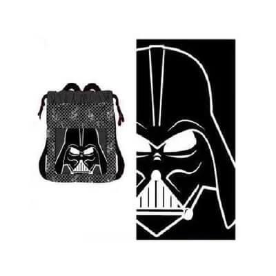 Darth Vader 2 Piece Beach Towel Set
