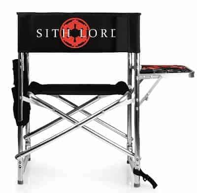 Darth Vader Folding Camping Chair