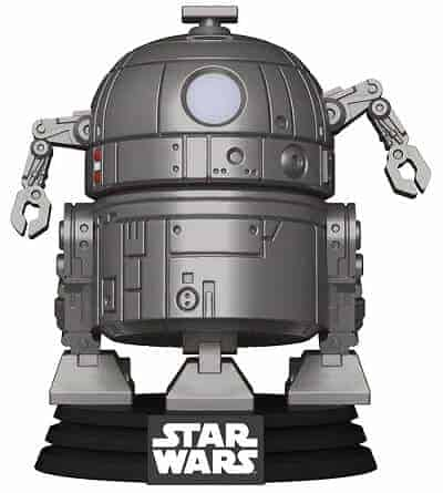 Funko POP! Star Wars - Concept Series- R2-D2 Bobblehead Figure