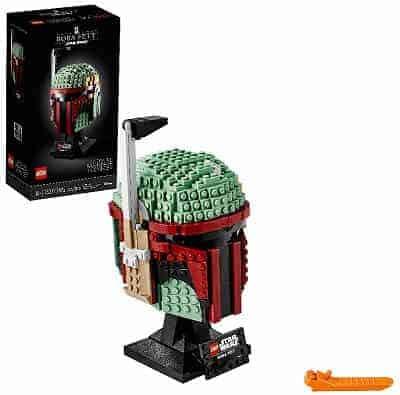 LEGO Star Wars Boba Fett Helmet Building Set