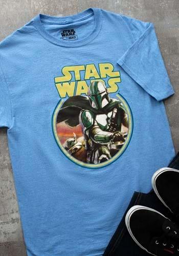 Men's Star Wars The Mandalorian Team Circle T-Shirt
