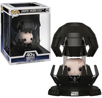 POP! Deluxe Star Wars - Darth Vader in Meditation