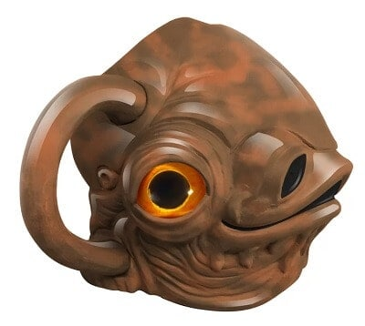 Star Wars Admiral Ackbar 20 oz. Premium Sculpted Mug
