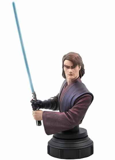 Star Wars Anakin Skywalker 1-7 Scale Bust