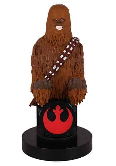 Star Wars Chewbacca Cable Guy Phone and Controller Holder