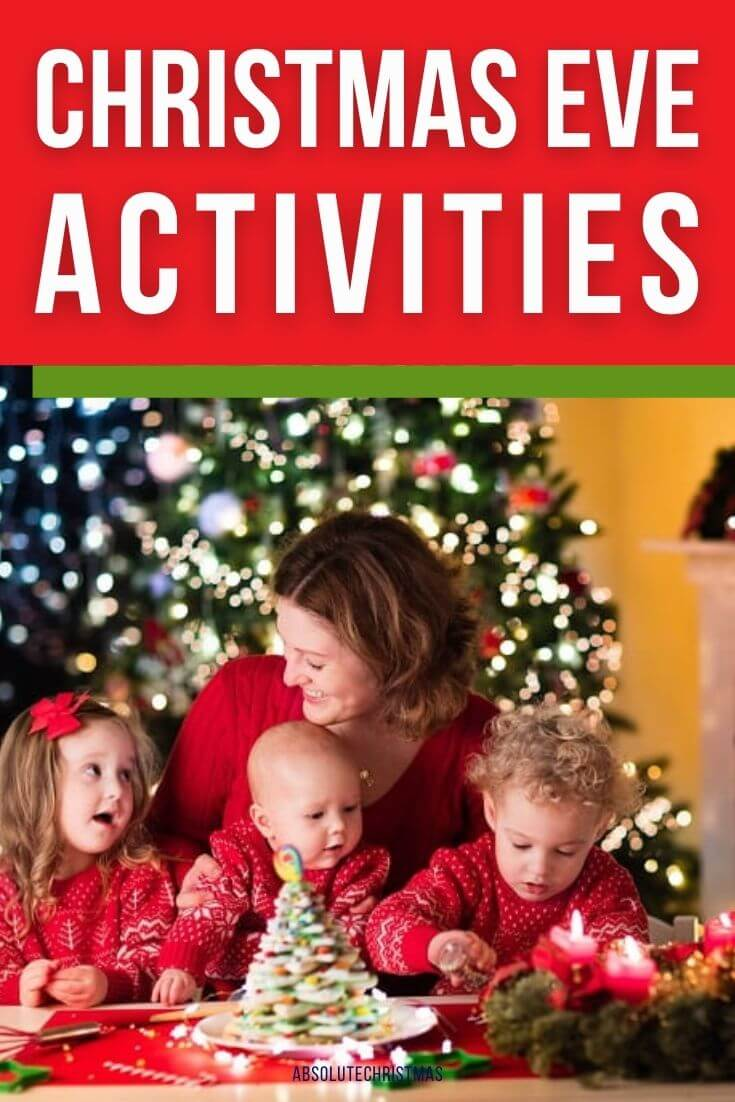 Christmas Eve Activities for the Whole Family