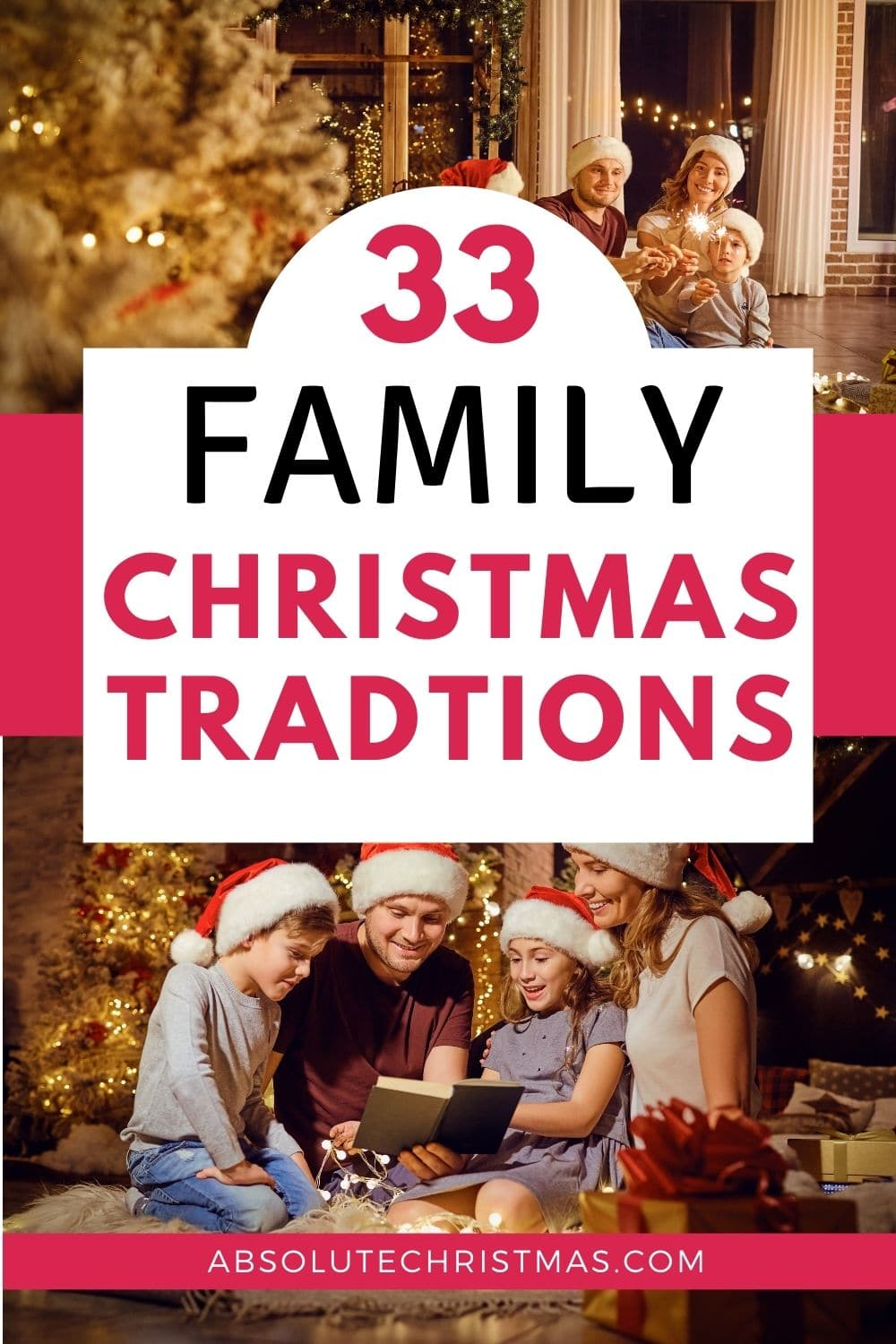 Christmas Traditions for the Family