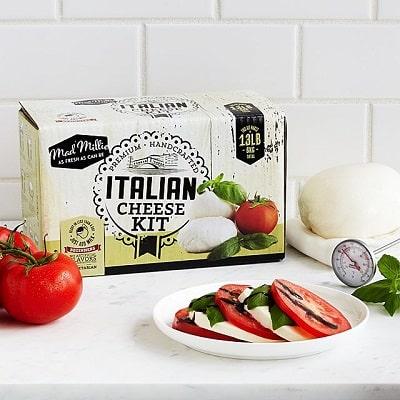 Italian Cheesemaking Kit - Italian Gifts