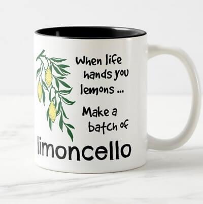Make a Batch of Limoncello Coffee Mug