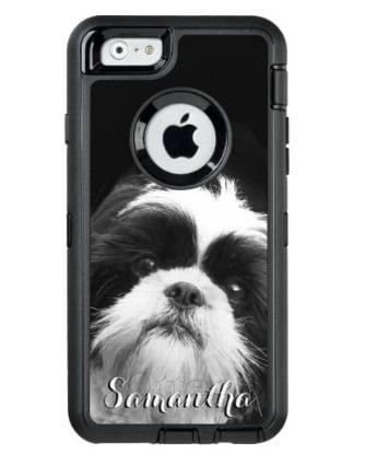 Shih Tzu Dog Otterbox phone case