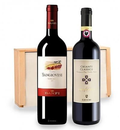Taste of Italy Wine Duo