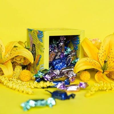 Flower Power Truffles Gift Box