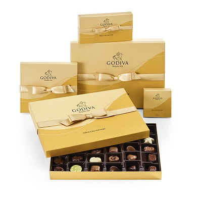 Godiva Gold Collection Appreciation Gift Set