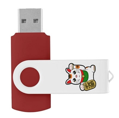 Maneki Neko Flash Drive