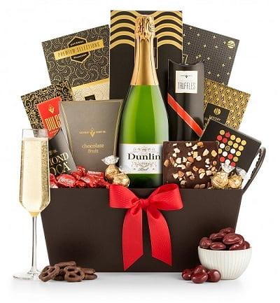Standing Ovation Champagne & Chocolates