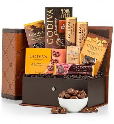 The Godiva Chocolatier Collection