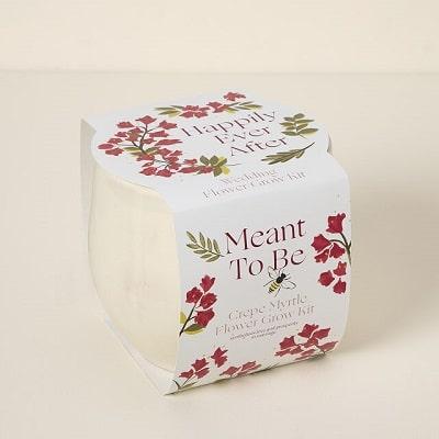 Wedding Flower Grow Kit