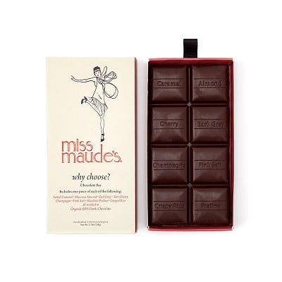 Why Choose 8 Flavor Chocolate Bar
