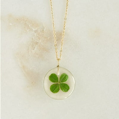 Wish Me Luck Necklace