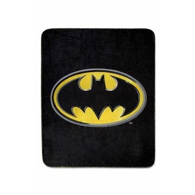 Bat-signal Throw Blanket