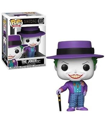 Batman 1989 Joker Funko Pop! Figurine
