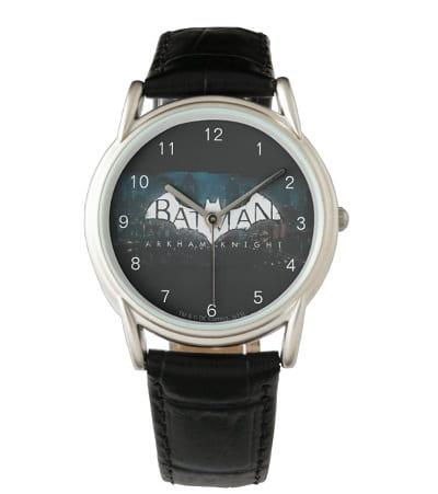 Batman Arkham Knight Gotham Logo Wristwatch