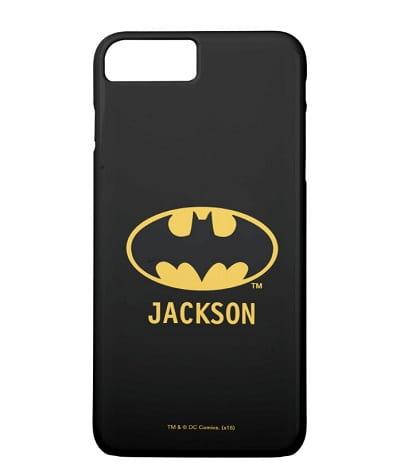 Batman BatSignal Personalized Phone Case