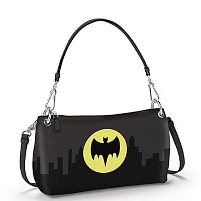 Batman Glow-In-The-Dark Handbag