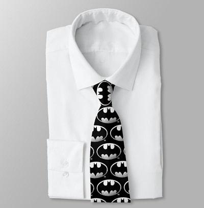 Batman Logo Neck Tie