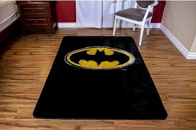 Batman Symbol Floor Rug