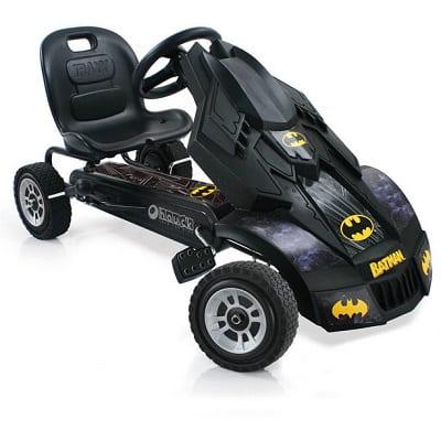 Batmobile Ride-On Go-Kart