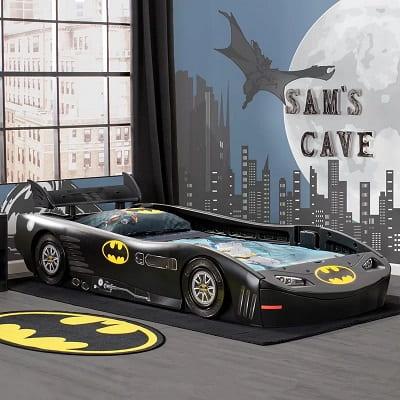 Batmobile Toddler Bed - Batman Gifts
