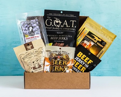 Beef Jerky Of The Month Club