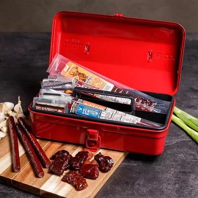 Exotic Jerky Tool Box