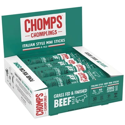 Italian Style Beef ChomplingsItalian Style Beef Chomplings