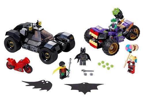 LEGO Batman Joker's Trike Chase