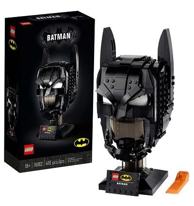 LEGO DC Batman Cowl Building Set