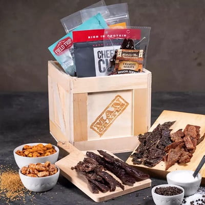 Primal Hunger Crate - Beef Jerky Gifts