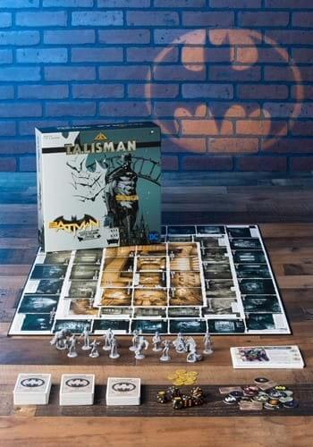 TALISMAN Batman Board Game