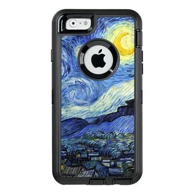 Van Gogh Starry Night OtterBox Phone Case