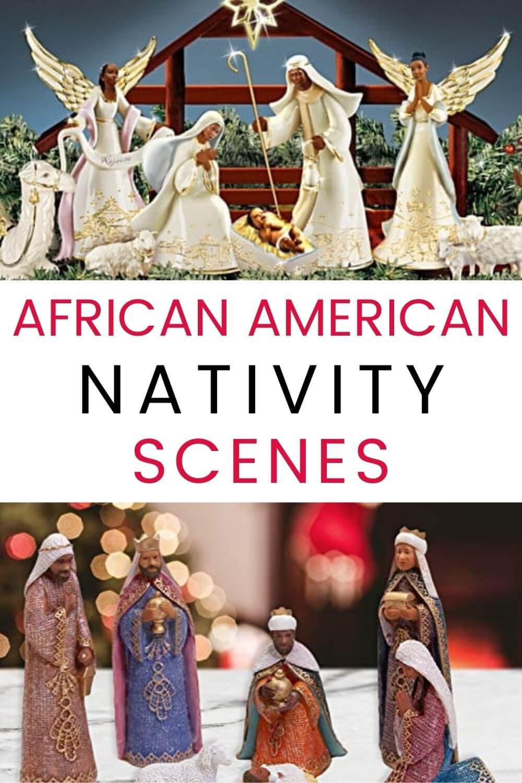 African American Nativity Scenes