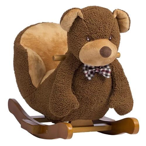 Barry the Bear Baby Rocker