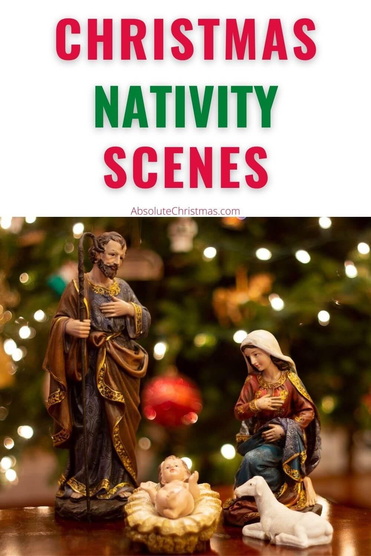 Christmas Nativity Sets - Nativity Scenes for Christmas