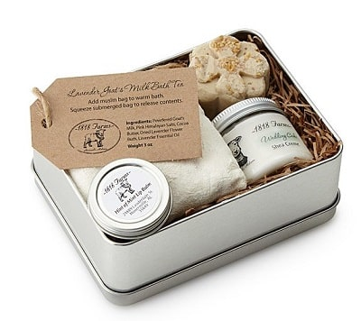 Farm Fresh Spa Experience Tin - Gifts for Women in Their 20s