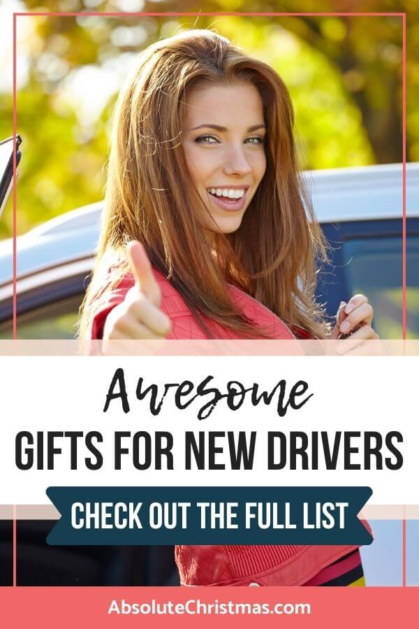 Gifts for New Drivers - Driver's Licence Gift