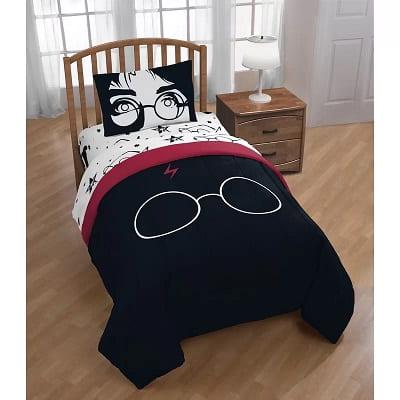Harry Potter 4 Piece Comforter Set