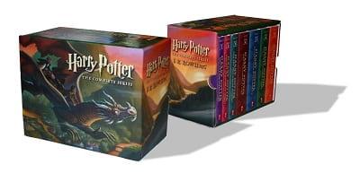 Harry Potter Books 1-7 Paperback Boxed Set